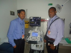 Ultrasound Has Arrived in Honiara, Solomon Islands