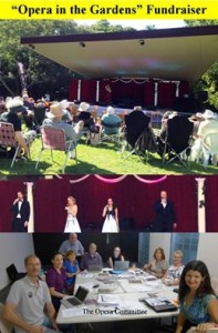 Opera in the Gardens Fundraiser