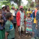 Villagers response to first-time water 1