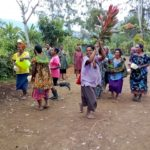 Villagers response to first-time water 3